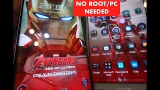 How To Download Iron Man Theme Edition For Any Samsung Device [FREE]