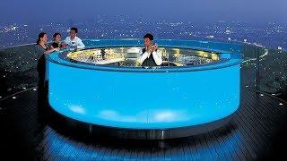 Удивительно необычные кафе и рестораны мира. Интересно и необычно.