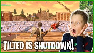 Tilted Towers are SHUT DOWN!