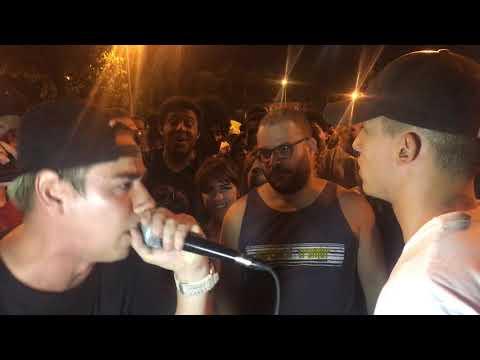 Nicolas Walter vs John - Melhor batalha de rap que voce vai ver nessa sexta