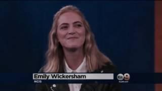 Emily Wickersham-Smile