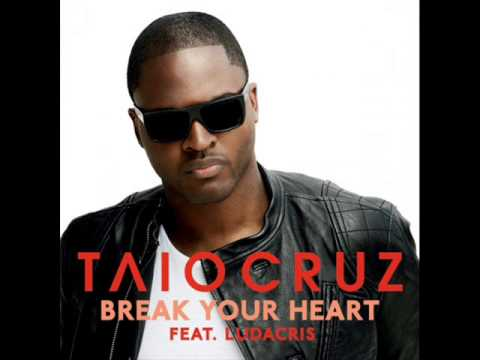 Taio Cruz - Break Your Heart FL Studio instrumental remake V2 mp3