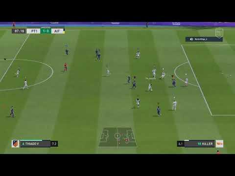 FIFA 20 ATLÉTICO DE ITAGUAÍ X REVOLTZ LIGA FFL