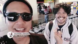 Buruh Suara di Surabaya dan Palembang - Radio & MC