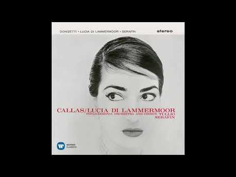 G Donizetti / L D Lammermoor / Maria Callas / Tullio Serafin (1959/2014)