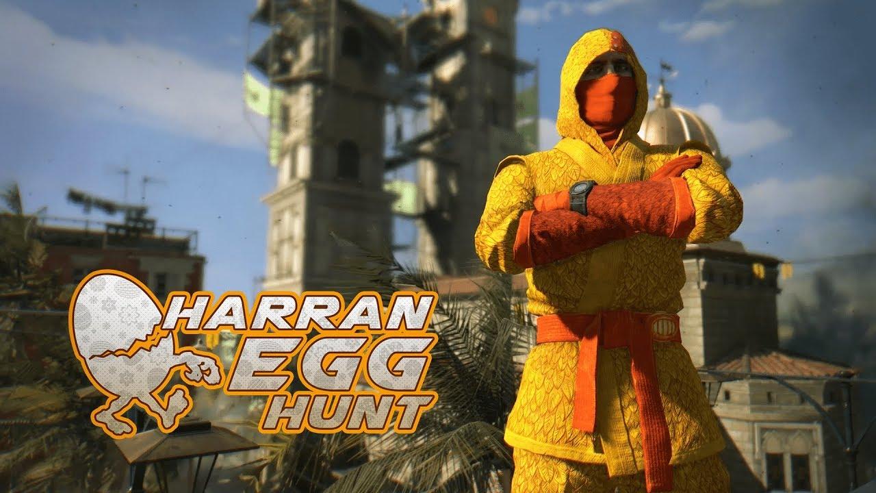 Dying Light Easter Event - Harran Egg Hunt