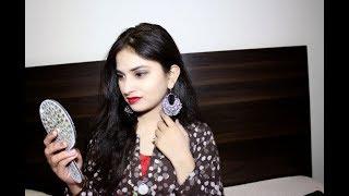 Raksha Bandhan Makeup Look {Lite + Heavy} || Beauty Big Bang Eye Pallete + Makeup Brushes