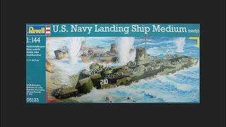 Revell 1/144 US Navy Landing Ship