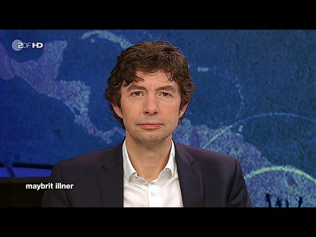 Prof. Dr. Christian Drosten am 19.03.2020 bei Maybrit Illner zum Coronavirus (Drosten Ultra Cut #5)