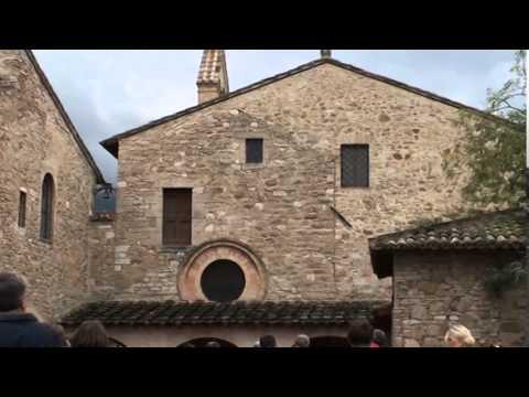 Church of San Damiano in Assisi