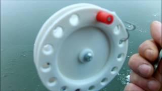 Зимняя рыбалка в Саратовской области Первый выход на лёд Сезон 2019 2020г