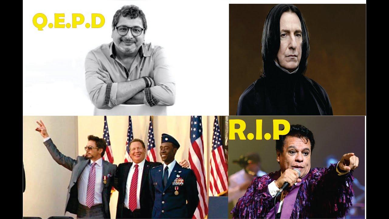 Actores Colombianos Que Murieron En El 2015 | artistas