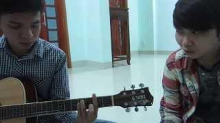 Chút nắng chút mưa - guitarist Luôn Đăng Lệ và main singer Nhi Nham Nhở