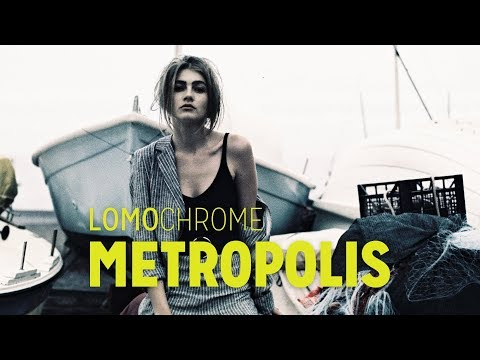 What do photographers think about the new Lomography Lomochrome Metropolis Film