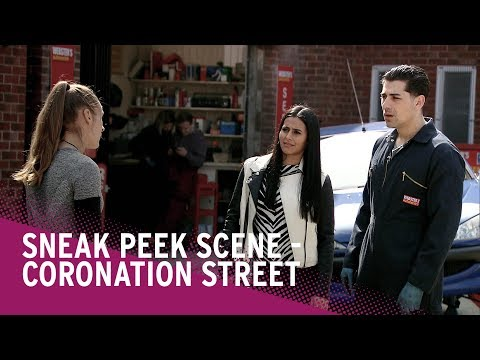 Coronation Street (Corrie) Spoilers: Josh is Rattled by a Face from His Past | Watch the Scene!