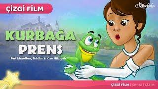 Adisebaba Çizgi Film Masallar - Bölüm 18: Kurbağa Prens