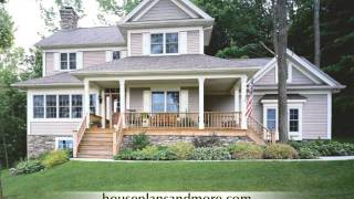 Lowcountry Houses Video 2 | House Plans And More