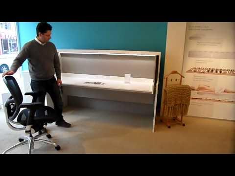 Livingsystem doovi for Schreibtisch ausfahrbar