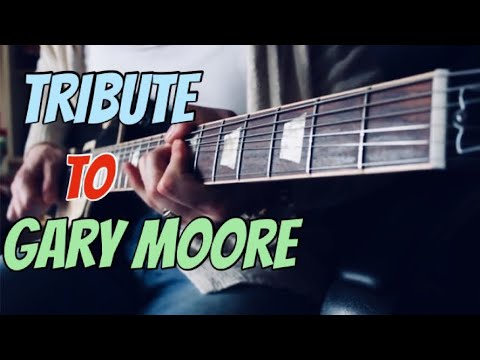 GARY MOORE |King Of The Blues| FULL COVER