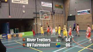 River Trotters U10 vs BV Fairmount