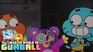 Gumballs old BFF  Gumball  Mr.ToOnster