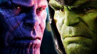 Avengers 4 - The Hulk Vs Thanos Finale?! Hulk NOT Afraid Of Thanos