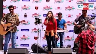 Musical Show for Soldiers at Siachen by 92.7 BIG FM & Akriti Kakar