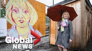 Coronavirus: Dr. Bonnie Henry Celebrated With Vancouver Mural