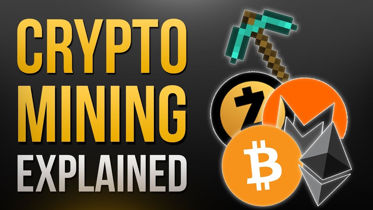 cryptocurrency mining craze