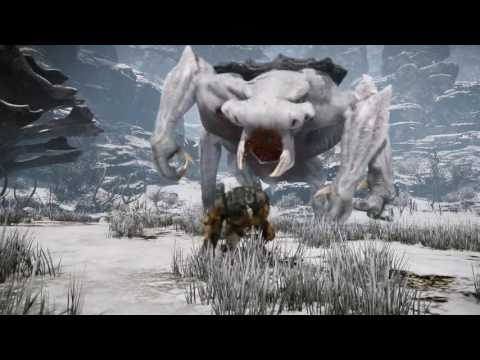 New Evolve Stage 3 upcoming videofootage Digging Monster(nda)