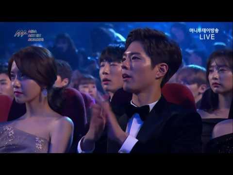EXO 엑소 Monster 몬스터 Asia Artist Awards 161116