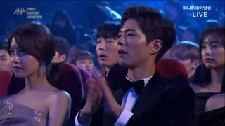Gambar cover EXO 엑소 Monster 몬스터 Asia Artist Awards 161116