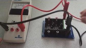Sähkökomponenttien esittelyä