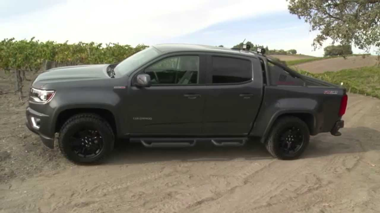 2016 chevrolet colorado trail boss duramax diesel design automototv youtube. Black Bedroom Furniture Sets. Home Design Ideas
