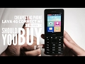 jiophone vs Lava 4G Connect M1/ Full Review/ Should you buy it ???