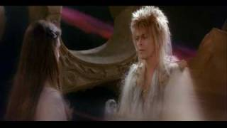 Labyrinth - Jennifer connelly David Bowie End Scene