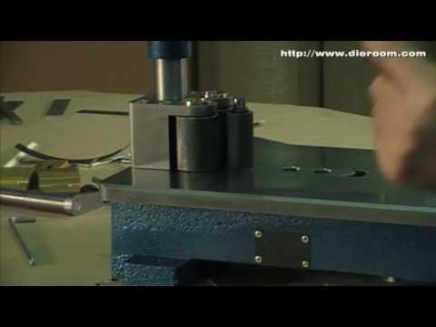 UB-06 Hand Operated Circle Bending Machine