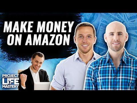 How to Make Money on Amazon in 2017 (Matt Clark of Amazing Selling Machine)