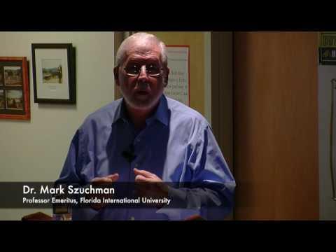 Green Mountain Academy Lectures - Yesterday's Cuba: A Historical Context to Our Close Neighbor