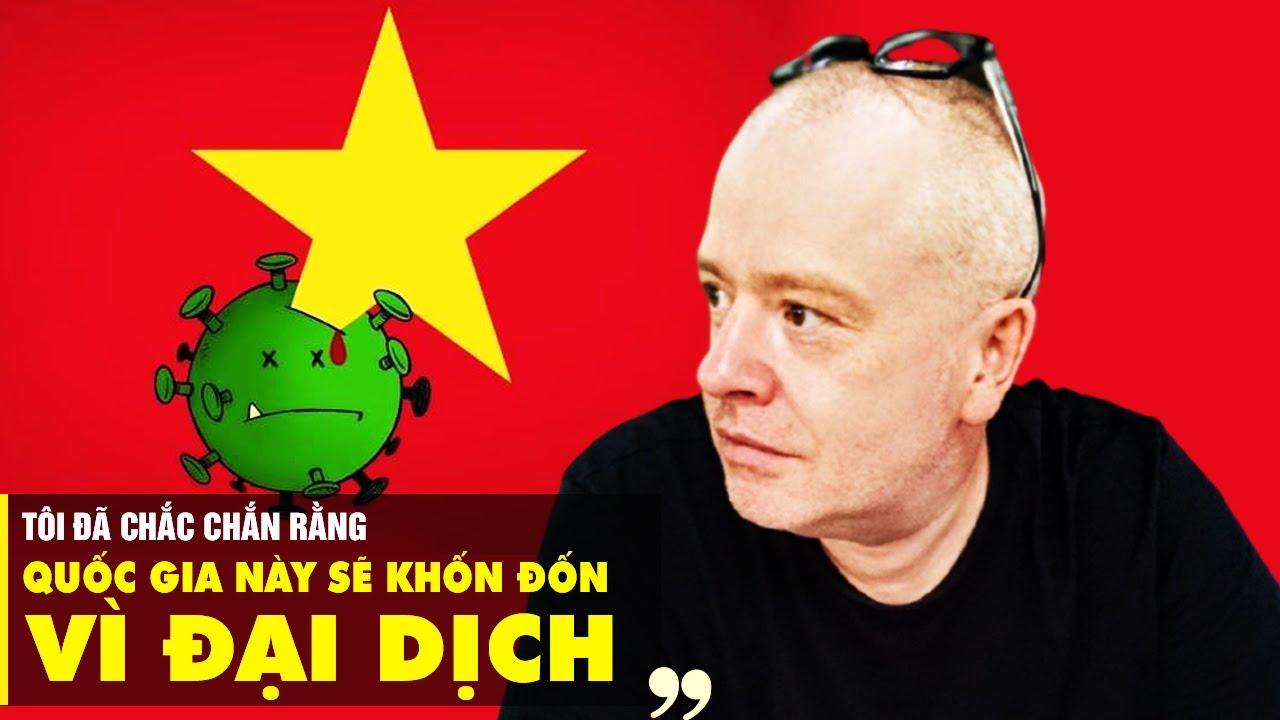 'Tôi Nợ Việt Nam Một Món Nợ Rất Lớn' – Công Dân Anh Tại Việt Nam Chia Sẻ Cảm Xúc Không Thể Kìm Nén