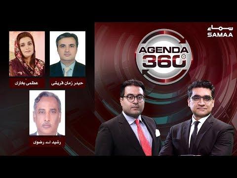 Reference against judges | Agenda 360 | SAMAA TV | 31 May 2019