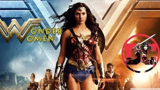 Wonder Woman [Skrillex - Call Him The Devil]