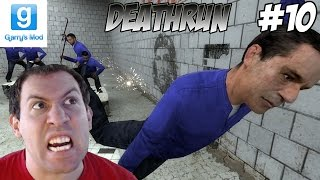 GMod Deathrun Part 10: Wade in the Water