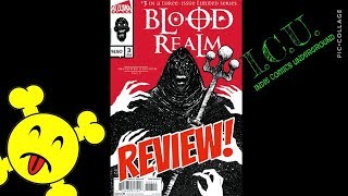 Blood Realm Shadowed Kingdom Issue 3 Review