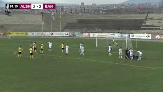 Alashkert FC vs FC Banants full match