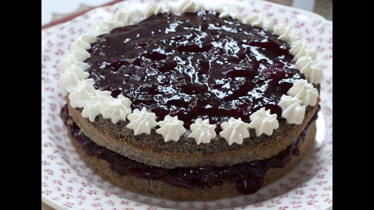 торт Высоцкая рецепт маковый