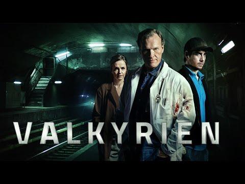 Trailer - Valkyrien (2017) - drama series