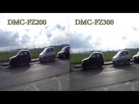 Panasonic DMC-FZ300 Optical Image Stabilization problem