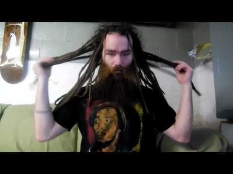 4 1/2 Year dreads and 1 1/2 year beard update