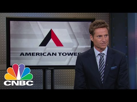 American Tower Corp CEO: The Move In Mobile | Mad Money | CNBC